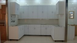 Fitting Kitchen Cabinets