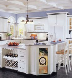 Integrated Kitchen Cabinet