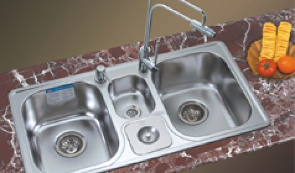 Stainless Steel Dropin Kitchen Sinks