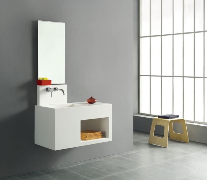 Space Saving Bathroom Vanity China Manufacturer Space