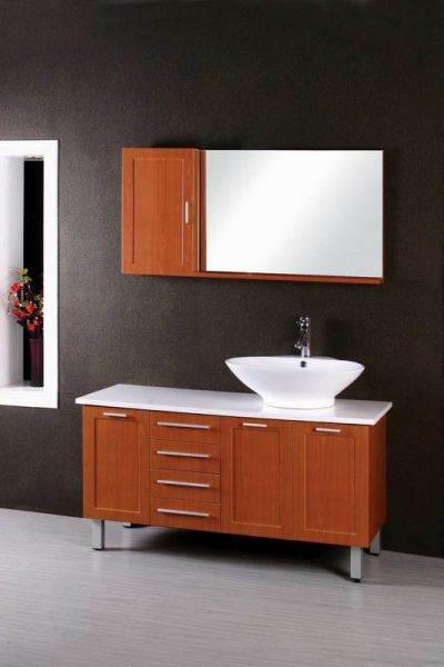 Oak Bathroom Vanities