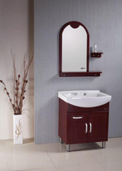 Beautiful  Single Sink Bathroom Vanity 1017S At DiscountBathroomVanitiescom
