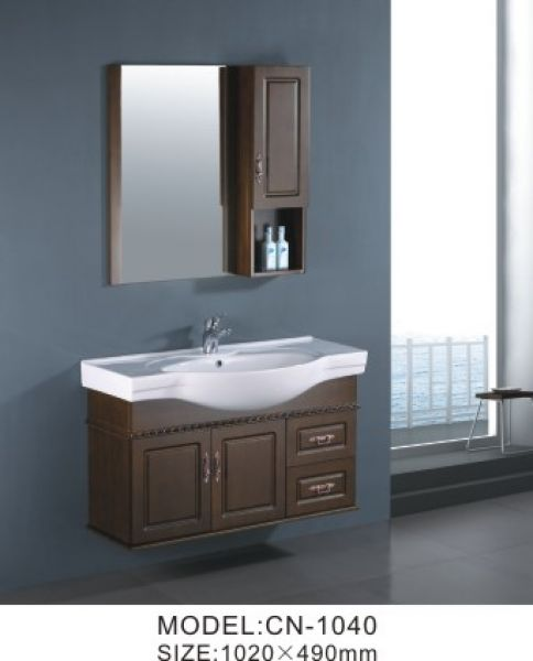 Contemporary bathroom vanities china manufacturer for Bathroom cabinets 250mm