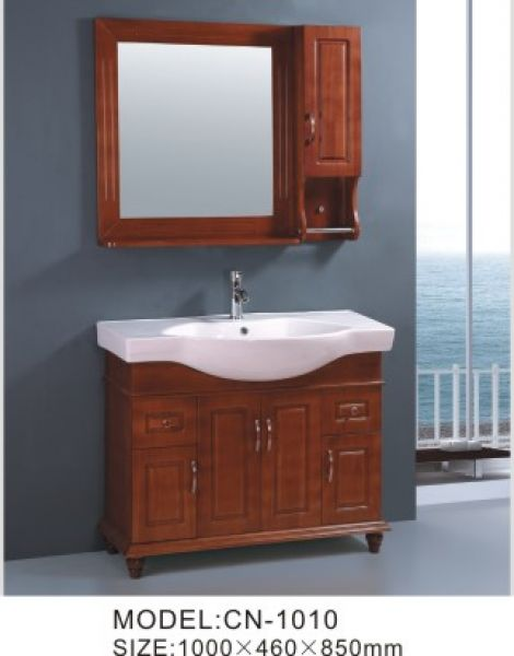 Bathroom Curio Cabinet
