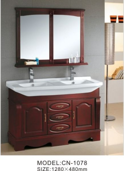 Master Bathroom Double Vanities