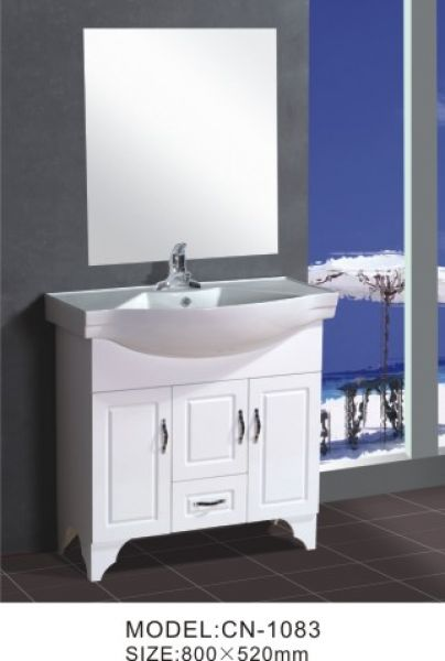 Floor Storage Bathroom Cabinets