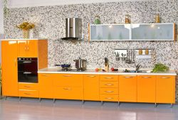 Thermofoil Kitchen Cabinets MDF