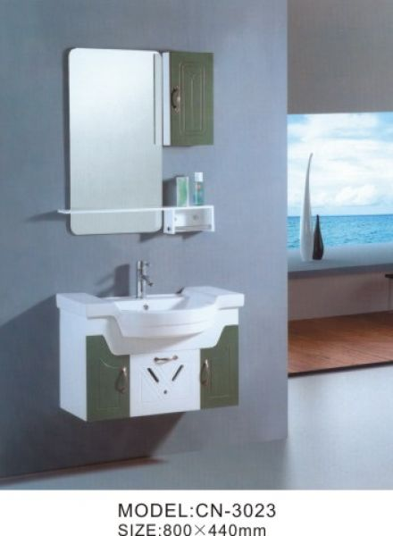 PVC Bathroom Vanities