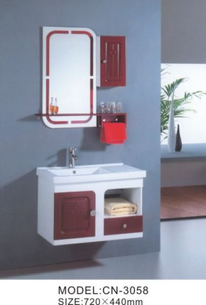 High Gloss Bathroom Vanity
