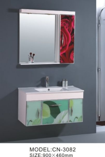 Modern Interior Bathroom Cabinet