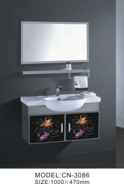 Wide Bathroom Vanity