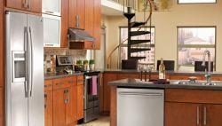 Lodge Kitchen Cabinets