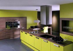 Walnut Wonder Kitchen Cabinets