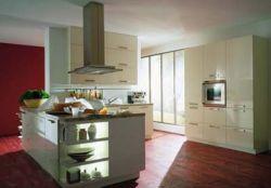 White Sunnet Kitchen Cabinets
