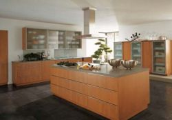 Cherry Amour Kitchen Cabinets